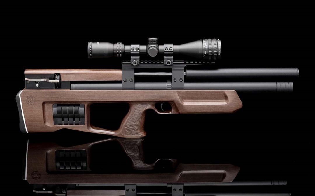 PCP-luftgeværet er populært
